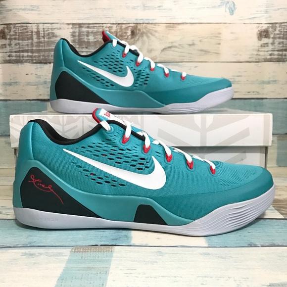 f5e7734017d5 NEW Nike Kobe IX 9 EM Black Mamba Dusty Cactus
